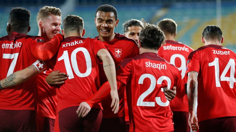 Switzerland look to build on their last-16 exit at Euro 2016