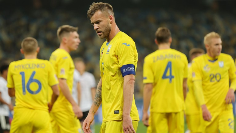 Andriy Yarmolenko can be a livewire in the final third for Ukraine