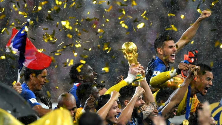 France could be set to celebrate another trophy win at Euro 2020