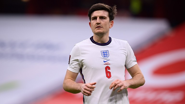 Harry Maguire's availability could be crucial to England's chances