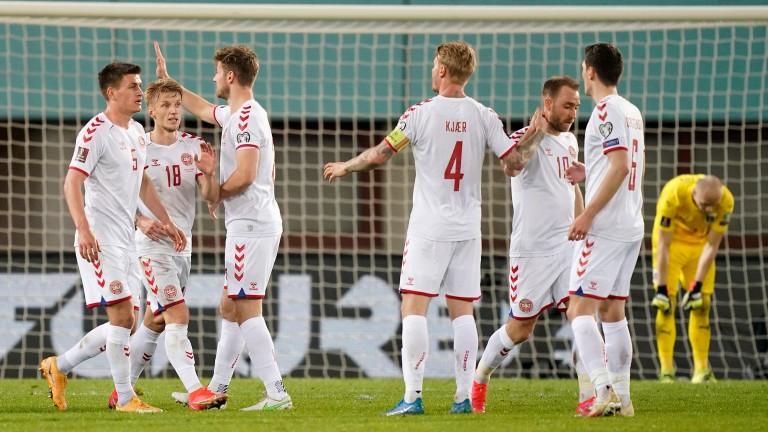 Kasper Hjulmand's Denmark can be dangerous opponents