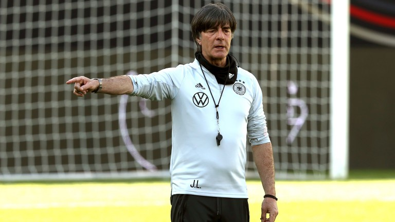 Joachim Low is entering his final tournament as Germany manager