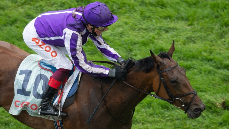 Snowfall: could return to the track for the first time since a 16-length romp in the Oaks