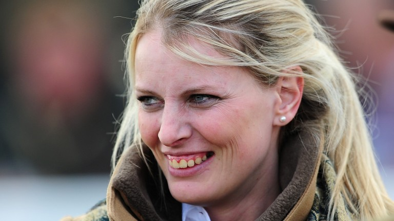Alex Dunn won the feature race at Market Rasen on Friday with Thahab Ifraj