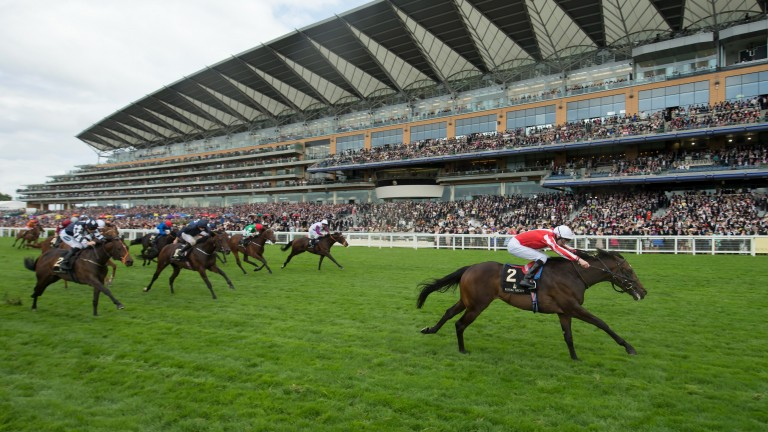 Crowds of some capacity will return to Royal Ascot next week