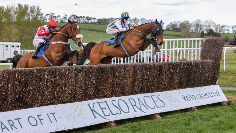Mance Rayder returns to Aintree for Henry Hogarth