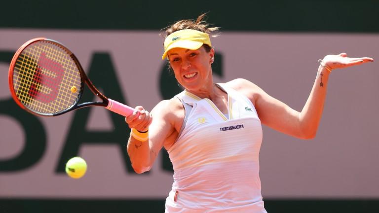 Anastasia Pavlyuchenkova is eyeing a spot in her first Grand Slam final