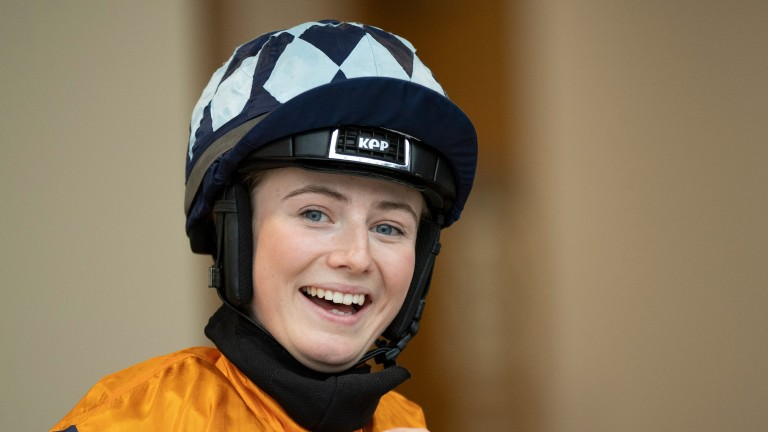 Saffie Osborne: promising rider received a shocking and horrific message on social media