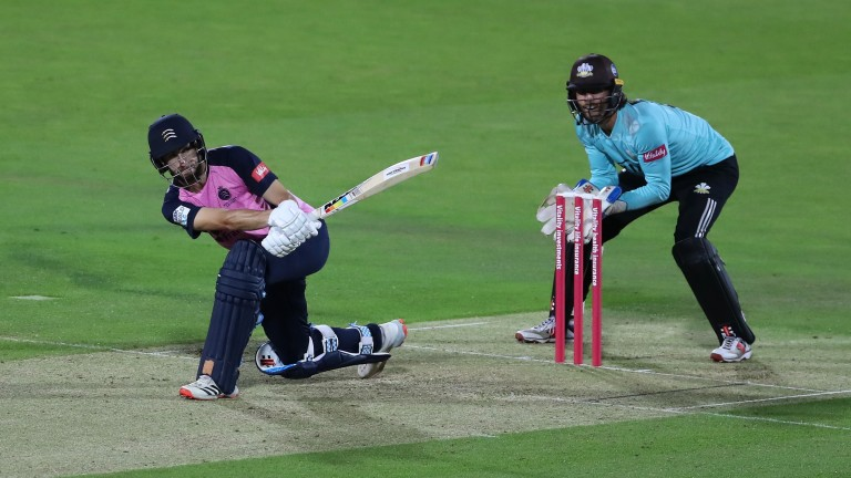 Middlesex's Stevie Eskinazi finished last season's T20 Blast with 413 runs and can start 2021 in a strong fashion.