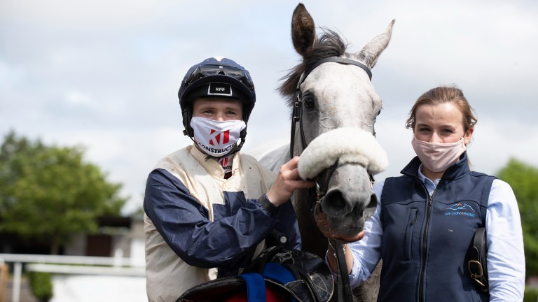 Thunder Kiss: well prepared by Ger Lyons to land the Group 3 Munster Oaks