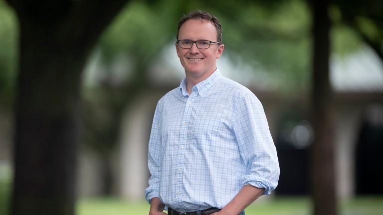 Cormac Breathnach: new man among Keeneland's senior management team