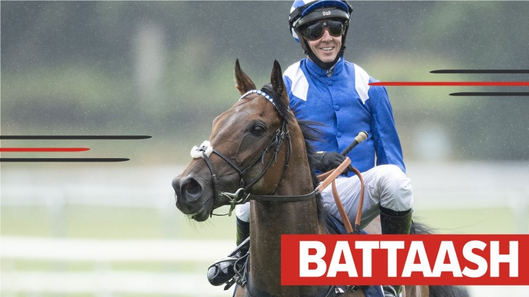 Battaash: won the King's Stand Stakes last year but has a 298-day absence to overcome