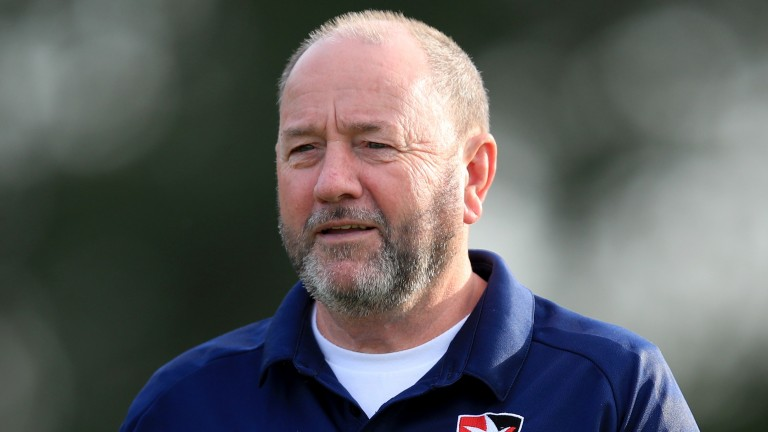 Gary Johnson is aiming to take Torquay back to the Premier League