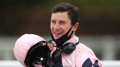 Oisin Murphy: three winners at Lingfield on Monday