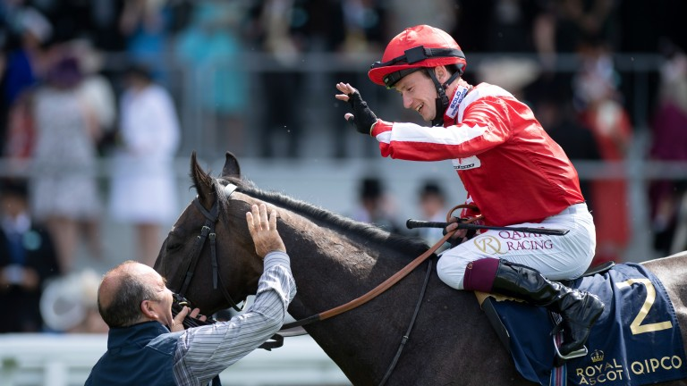 Berkshire Shadow: Oisin Murphy is all smiles after Coventry success