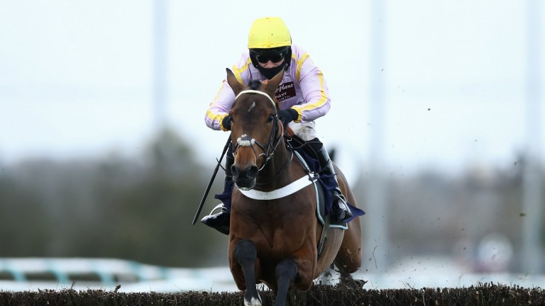Hooper: completed a five-timer at Stratford on Tuesday