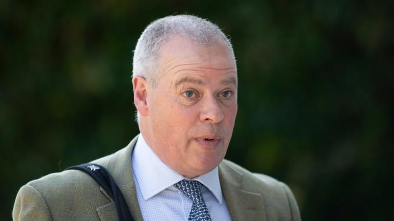 Clive Cox: trainer of Kingdom Come
