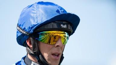 Ben Curtis : treble at Hamilton  pic: Edward Whitaker/Racing Post