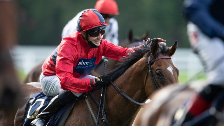 Chipotle: Windsor Castle winner was a 10,000gns purchase from the Tattersalls Ascot Yearling Sale