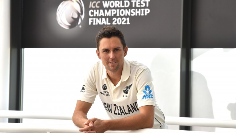 Trent Boult could play a key role in the WTC final against India