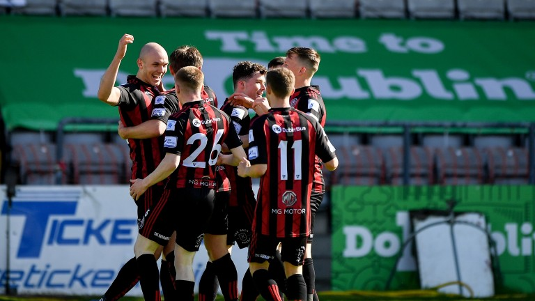 Bohemians are out to close the gap to Drogheda on Friday