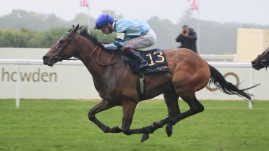 Quickthorn and Oisin Murphy wins The Duke Of Edinburgh Stakes at Royal Ascot