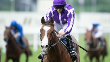 Point Lonsdale wins the Chesham Stakes at Royal Ascot