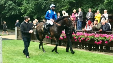 Baaeed and Dane O'Neill come in after their impressive win
