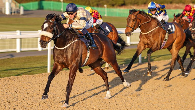 Kevin Ryan striving for four wins from four with Stars In The Night at Ayr