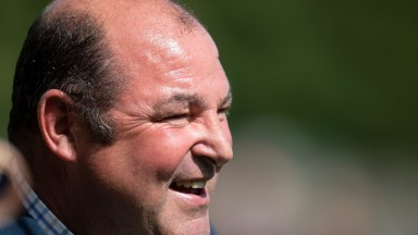 Roger Teal: trained Oxted to win his second Group 1 success last Tuesday
