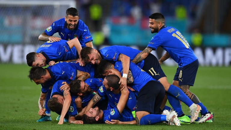 Italy face Austria for a place in the quarter-finals of Euro 2020