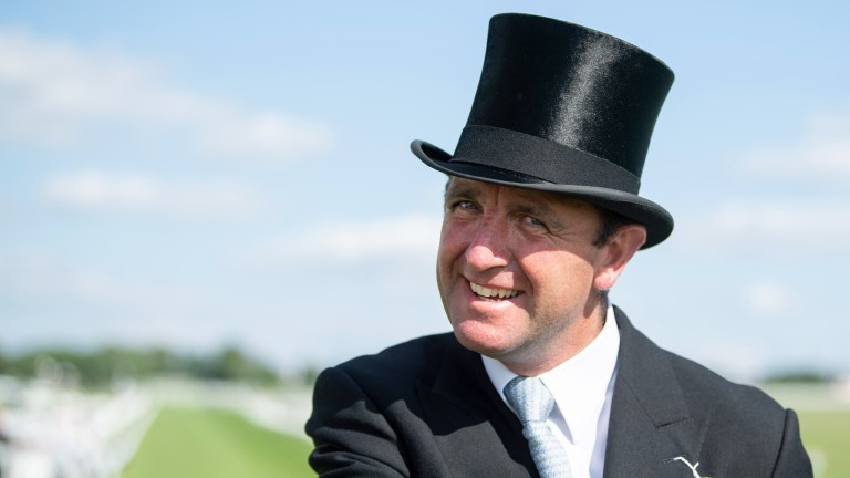 Charlie Appleby: bidding for a first victory in Ascot's midsummer showpiece