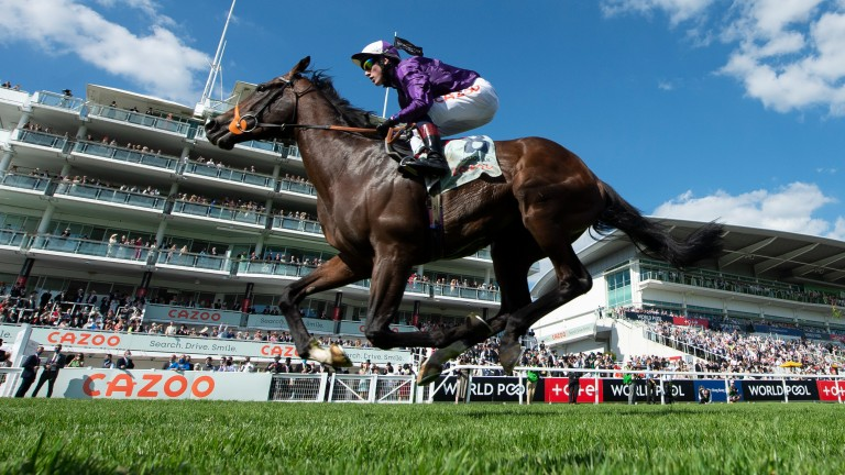 Mojo Star: features among the entries for Friday's Listed Noel Murless Stakes at Ascot