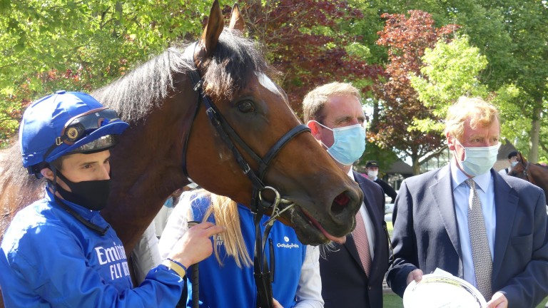 Charlie Appleby will be hoping that Royal Crusade can recapture the form of his Group 3 win in the Prix Ris-Orangis at Deauville last July