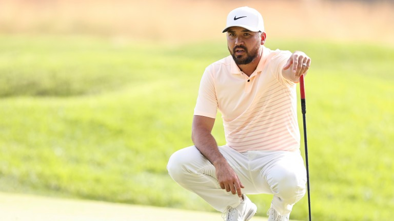 Jason Day leads the Travelers Championship at TPC River Highlands
