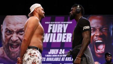 Tyson Fury and Deontay Wilder will get it on for a third time