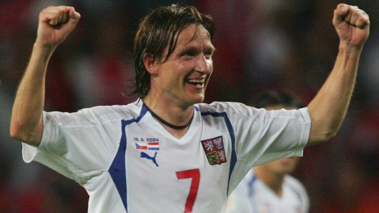 Reaching the Euro 96 final nearly scuppered Vladimir Smicer's wedding plans