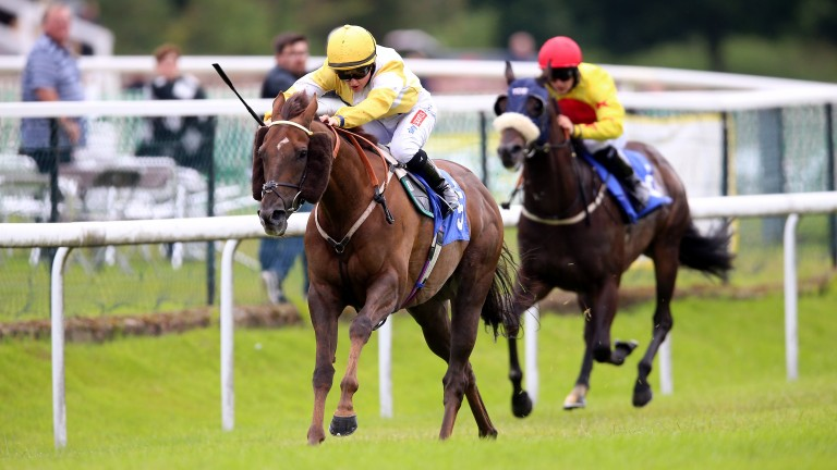 Hollie Doyle and Archie Watson combined with Corinthia Knight