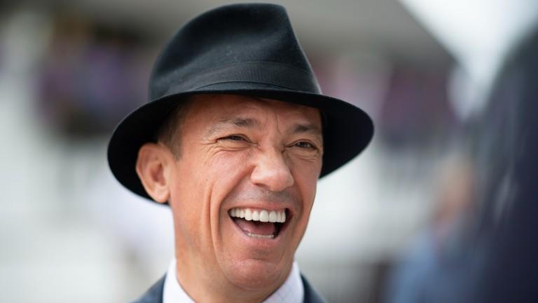 Frankie Dettori: the big attraction at Doncaster's Racing League meeting