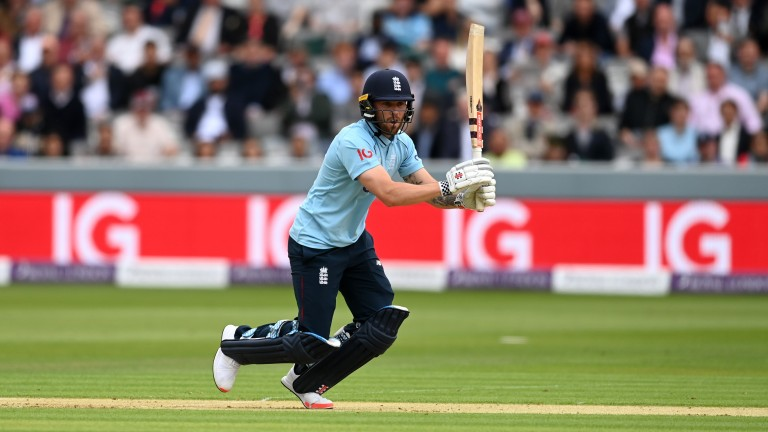 Phil Salt has impressed at the top of the England batting order