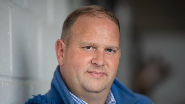 David Menuisier: has had a fantastic season