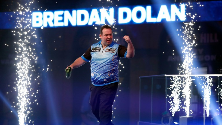 Brendan Dolan has been performing well on the Pro Tour this season