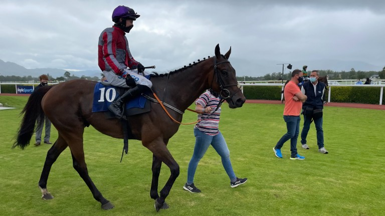 Excelcius and Sean O'Keeffe return after landing the feature