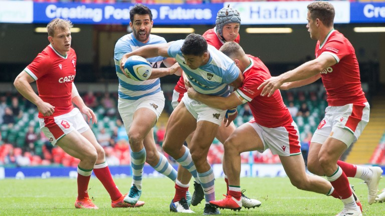 Argentina and Wales meet again after last week's 20-20 draw in Cardiff