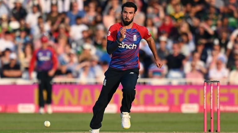 Saqib Mahmood can impress with the ball for England