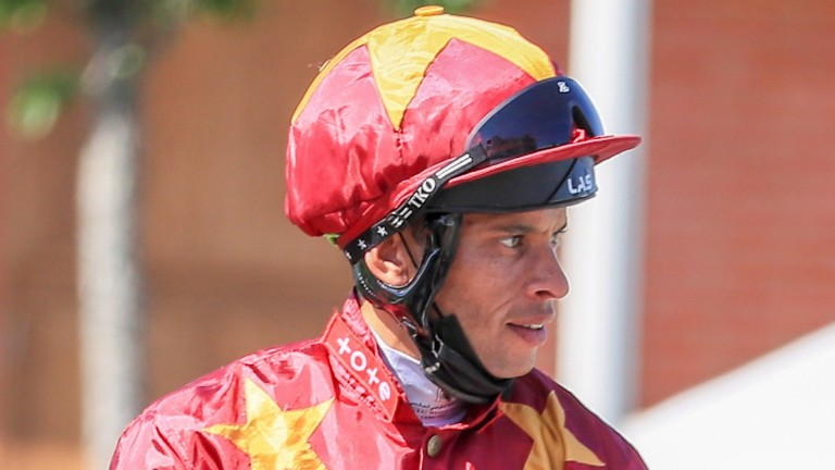 Sean Levey: rode a big-race double at Newbury on Saturday