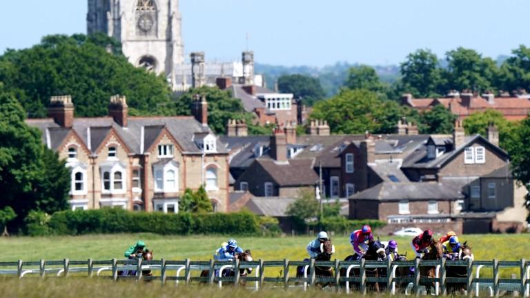 Beverley: hosts a seven-race card on Monday evening