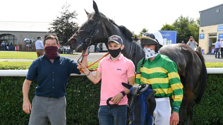 I'm Not Alone: contributed to a treble for claimer Shane Fitzgerald