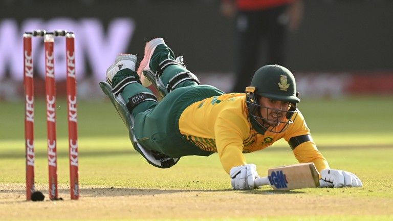 South Africa's Quinton de Kock could star for Southern Brave