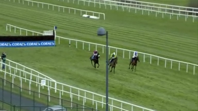 Killultagh Vic and Walsh regain their momentum and begin to stage a startling comeback